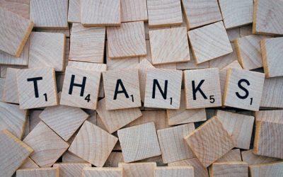 5 projets de communication pour 5 mercis !